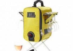 tas huren voor het koelen van wijn