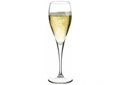 cava glazen huren, champagne glazen huren